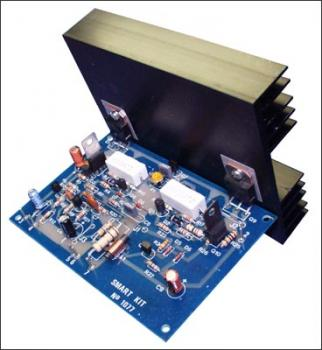 100W Audio Amplifier with Transistor BDW83D/BDW84D