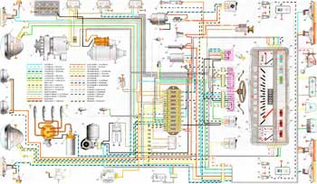 diagram of the car vaz 21011 vaz 21013 article technical wiring diagram of the car vaz 21011 vaz 21013 article technical library